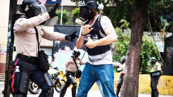 Balance sobre la cobertura del conflicto venezolano