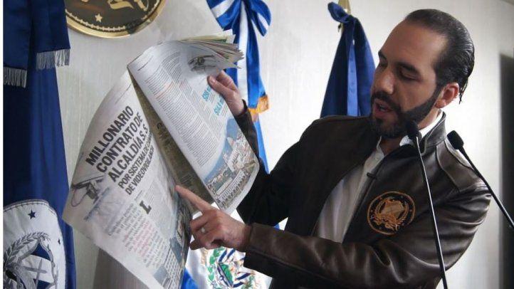 Demandas millonarias contra La Prensa Gráfica
