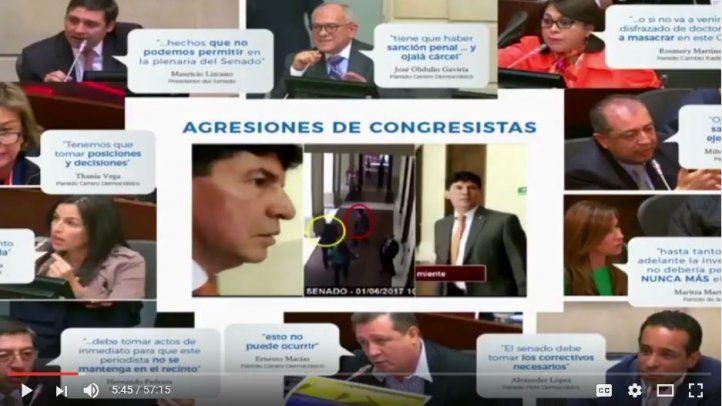 FLIP informa sobre la libertad de prensa en Colombia