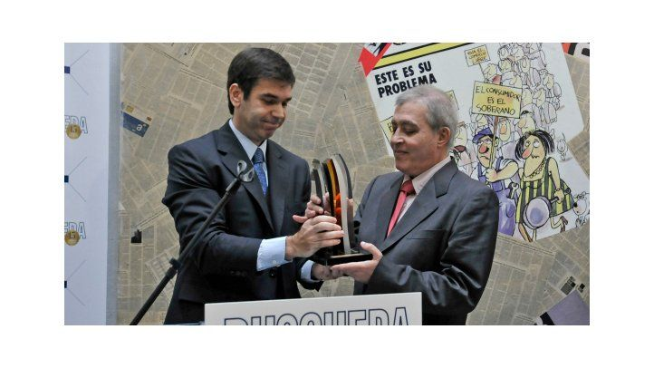Adepa entregó el Premio de Honor 2017 a Claudio Paolillo