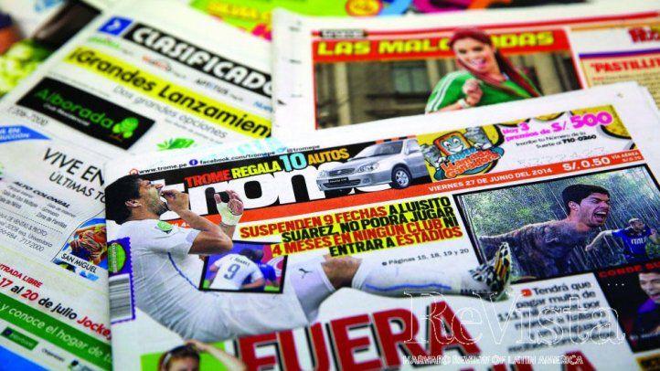 XI Congreso busca energizar a diarios populares
