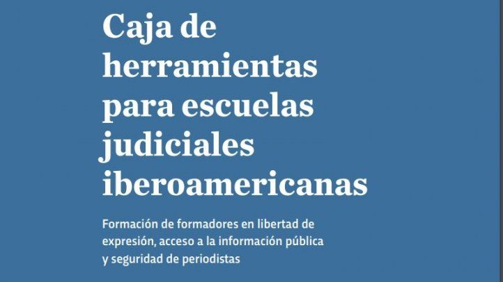 Unesco lanza publicación para operadores de justicia