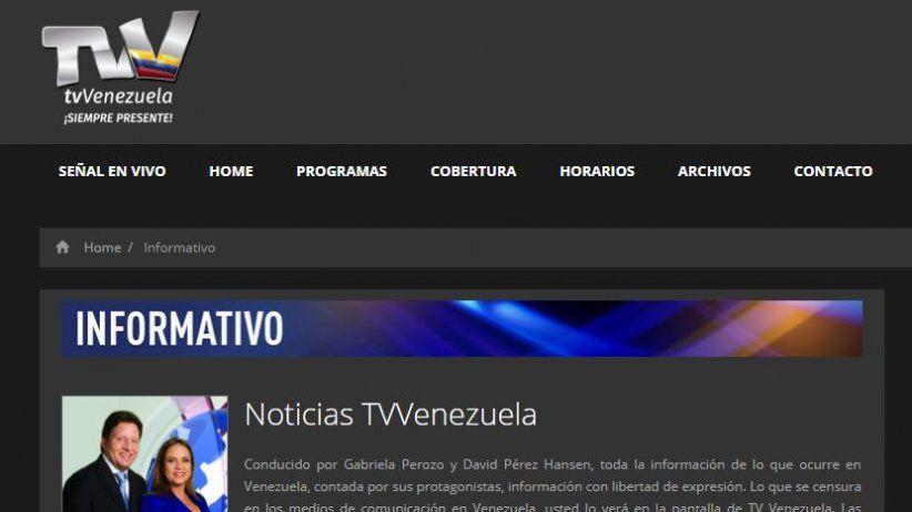 Venezuela: DirecTV a punto de cerrar TV Venezuela