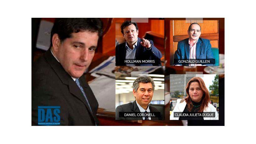 Colombia: Corte Suprema emita condena por interceptaciones a periodistas