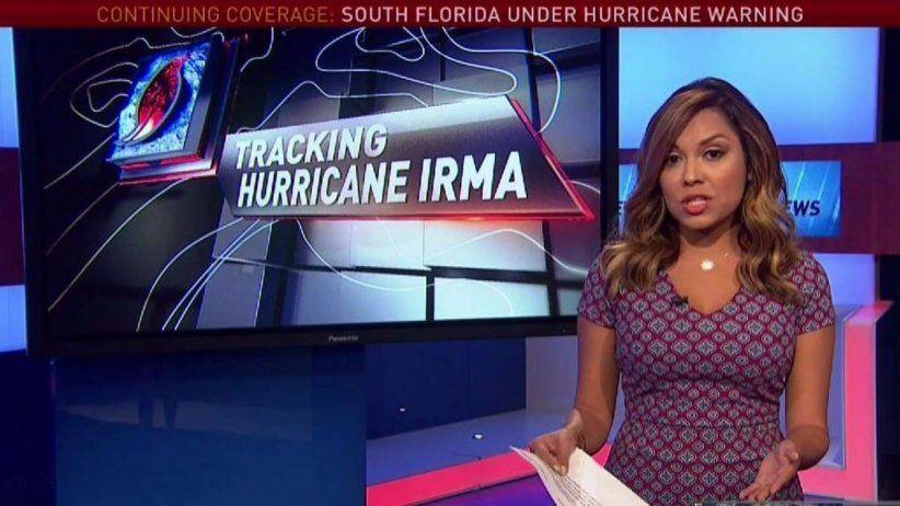 Respuesta efectiva de medios ante paso del huracán Irma