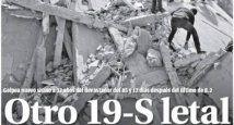 México - portada Milenio
