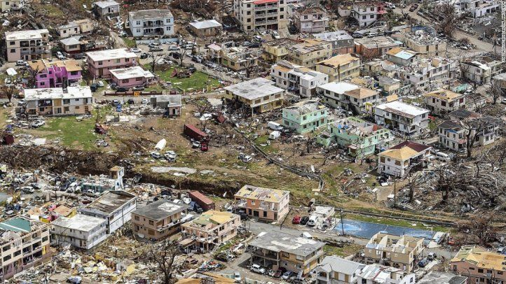 La eficiencia de los huracanes para cerrar medios