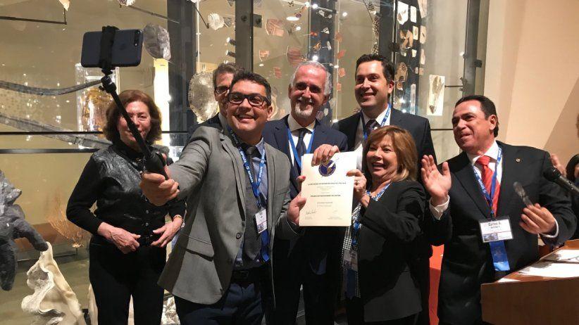 Periodistas del hemisferio celebran sus éxitos