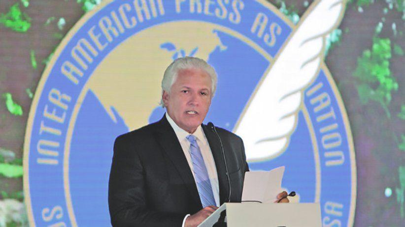 El peruano Gustavo Mohme presidirá a las nuevas autoridades de la SIP