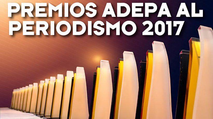 Reconocimientos a lo mejor del periodismo argentino