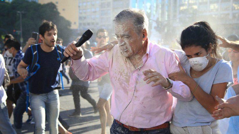 Argentina: Repudian ataques contra periodistas