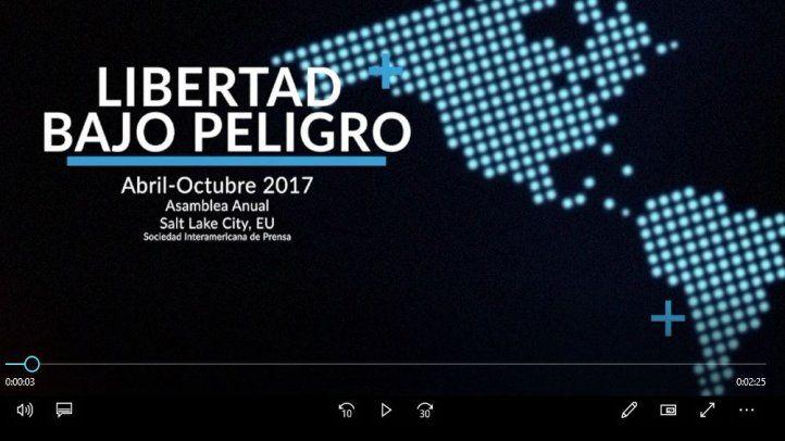 Libertad bajo peligro (asesinatos abril - octubre)