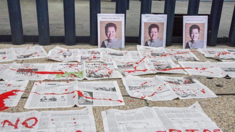 México: Cae presunto autor intelectual del asesinato de periodista