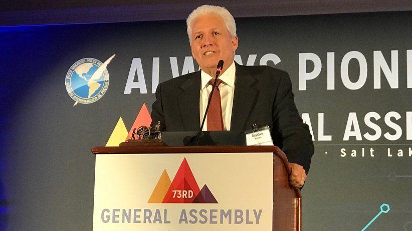 Mensaje de Fin de Año - Gustavo Mohme, Presidente de la SIP