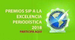 Quedan pocas horas para el cierre de la convocatoria a premios SIP