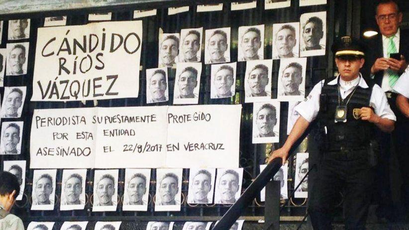 México: Crean Consejo Consultivo del Mecanismo de Protección