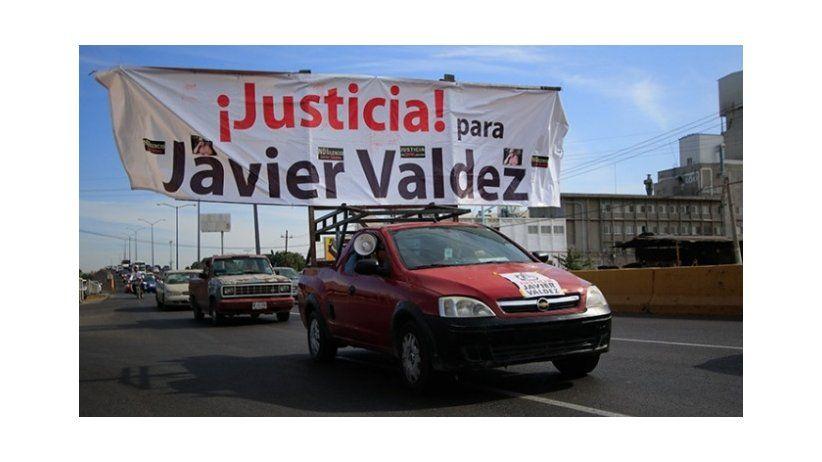 Exigen justicia para Javier Valdez; van 9 meses de impunidad