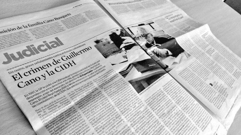 Colombia: La CIDH hace malabares con el caso de Guillermo Cano
