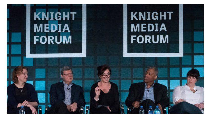 Knight Media Forum 2018