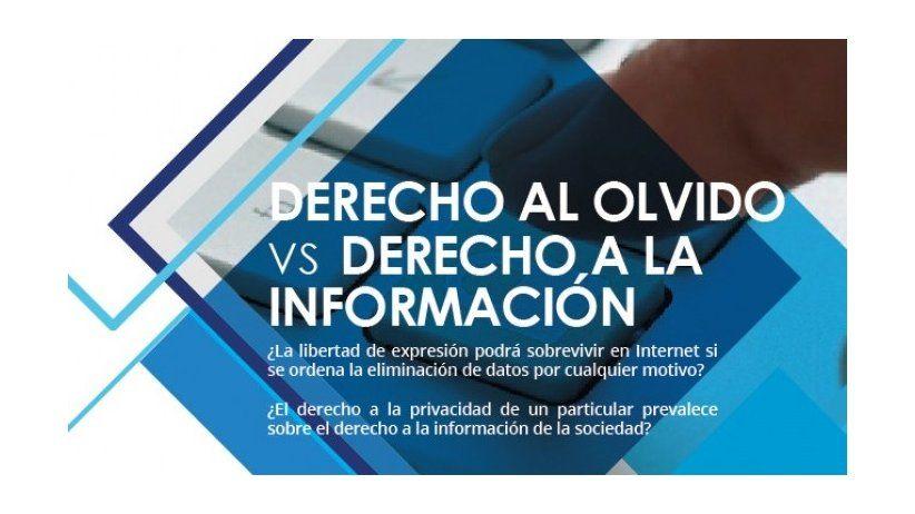 Perú: Conversatorio sobre derecho al olvido