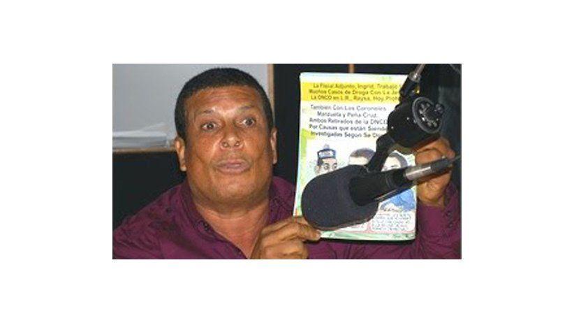 Piden pena máxina para asesino de periodista dominicano