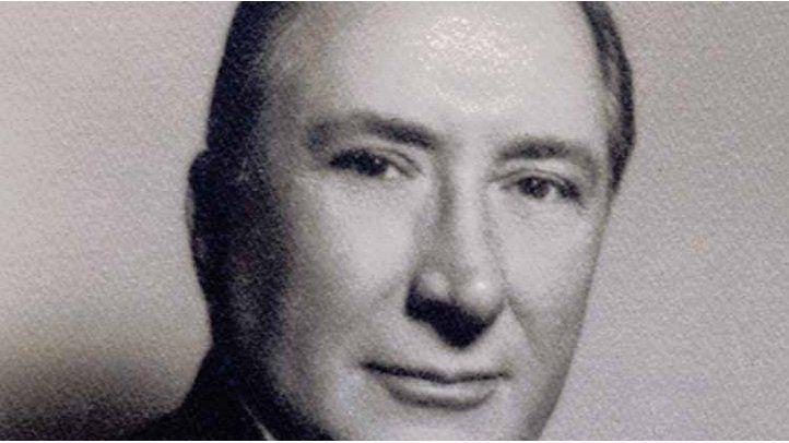James G. Stahlman (1955-1956) The Nashville Banner, Tennesse