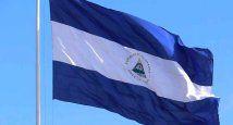 Nicaragua bandera