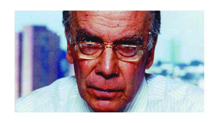 Júlio de Mesquita Neto(1974-1975) O Estado, S.Paulo, Brasil