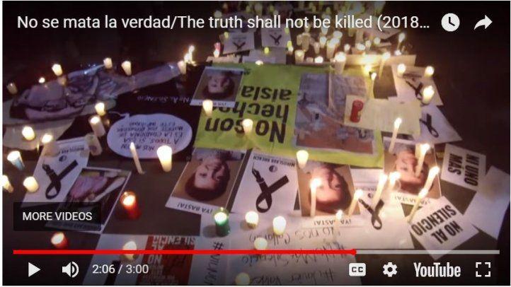 Estrenan documental sobre violencia contra periodistas en México