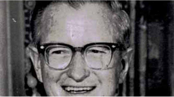 James S. Copley (1969-1970) Copley Newsp. La Jolla, California