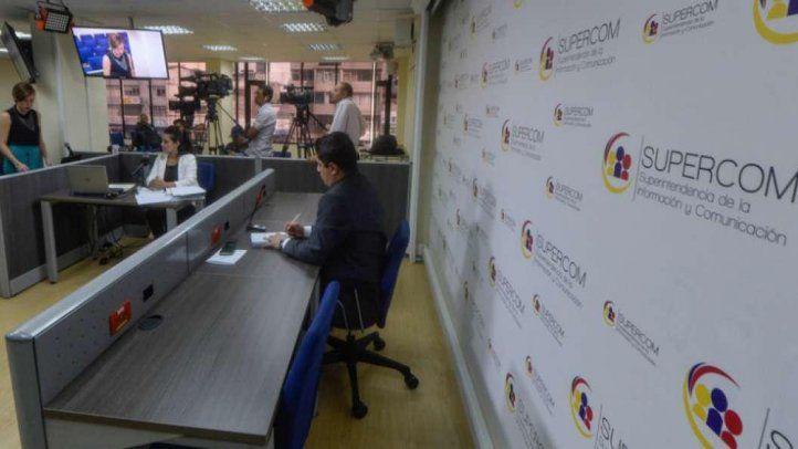 Ecuador: Defensoría del pueblo tomará varias tareas de Supercom