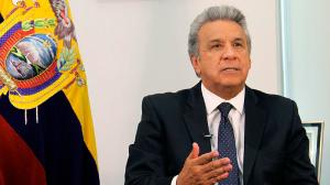 La SIP se reúne con el presidente Lenín Moreno