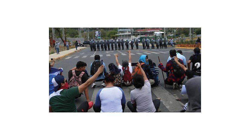 La SIP repudia represión en Nicaragua y expresa solidaridad