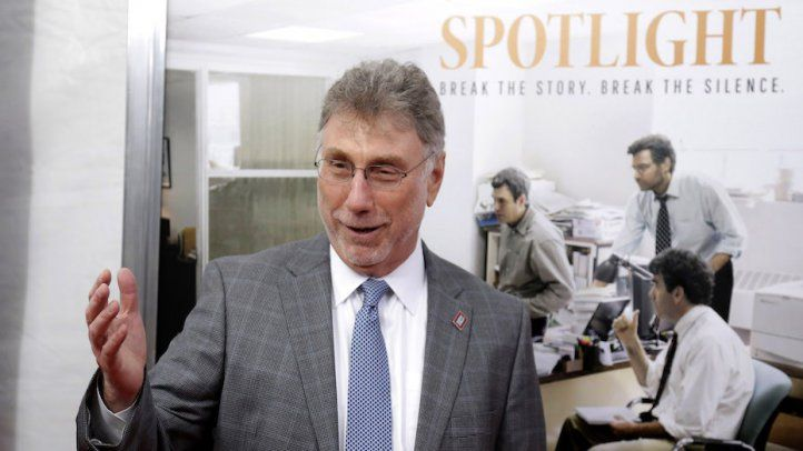 An Oscar to Martin Baron?
