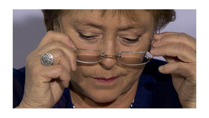 Chilean President Bachelet libel suit against magazine brings IAPA protest