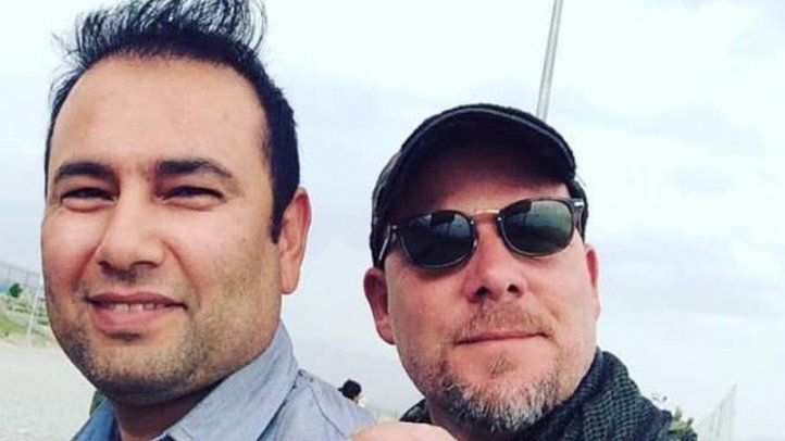Two NPR journalists killed in Afghanistan