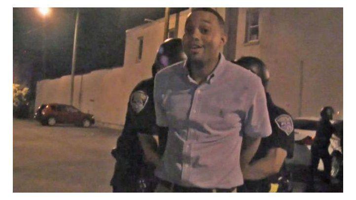 Police arrest reporters covering Black Lives Matter protests
