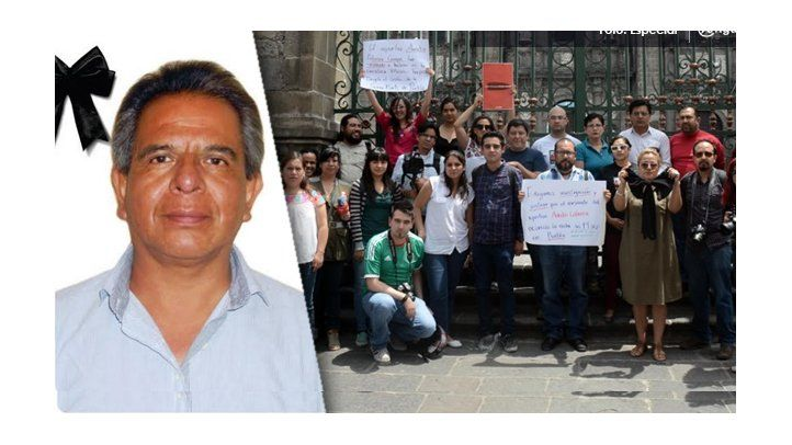 Another murder of a journalist in Mexico