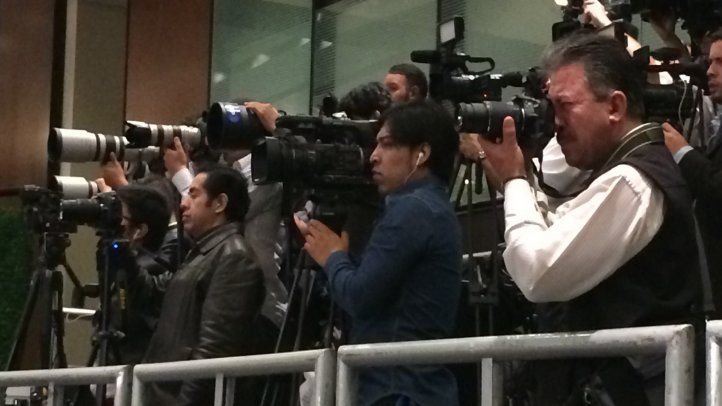 Actions against journalists in Panama, Mexico, Brazil, Argentina