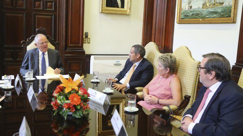 Peru: IAPA and President Kuczynski