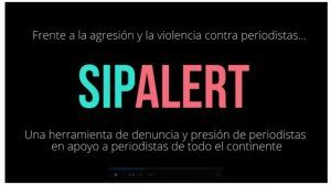 SIPAlert app uses real-time to fight against attacks on journalists