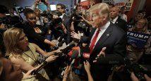 Trump and the press