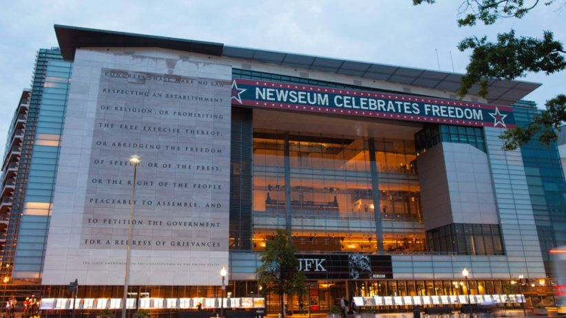 IAPA awards Newseum 2018 Chapultepec Grand Prize