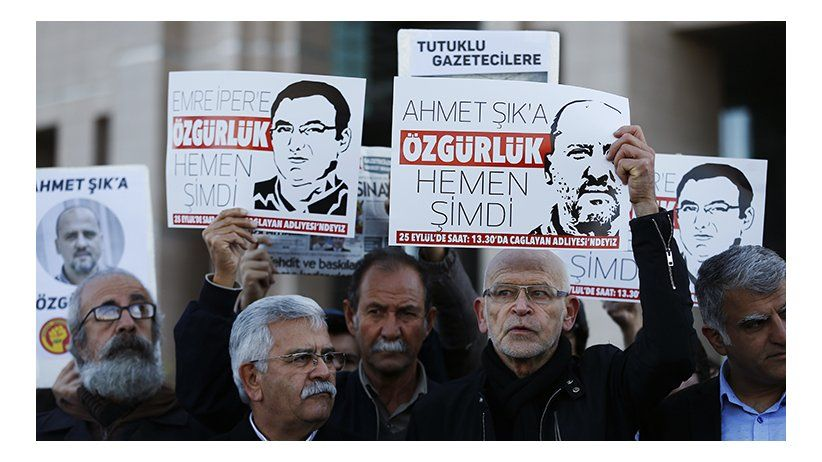 CPJ: Record number of journalists jailed