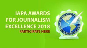 Only two weeks left to end the call for the IAPA excellence awards