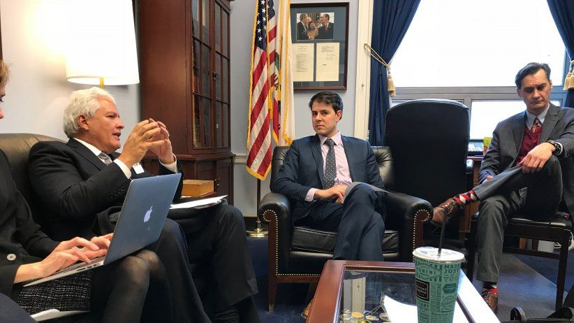 Preliminary Report - IAPA Mission in Washington
