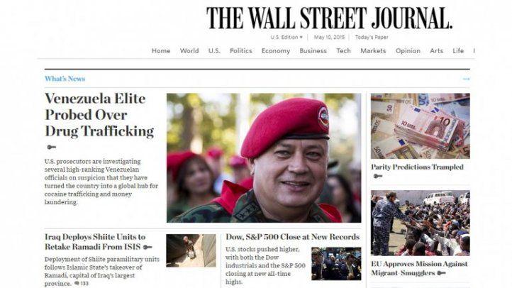 U.S Court Affirms Dismissal of Libel Suit by Top Venezuelan Politician Over WSJ Report
