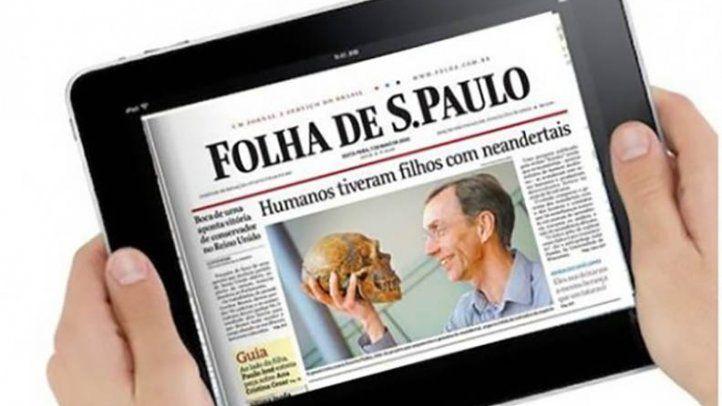 Justiça absolve Folha de S.Paulo por veicular informação errada fornecida pela polícia
