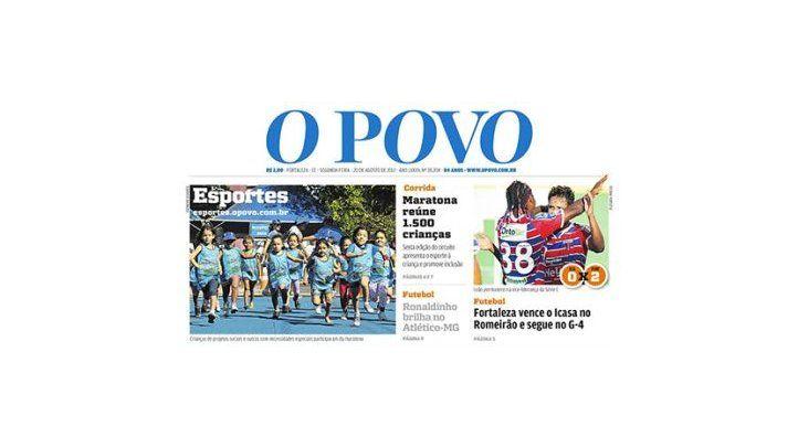 Entidades condenam censura ao jornal O POVO