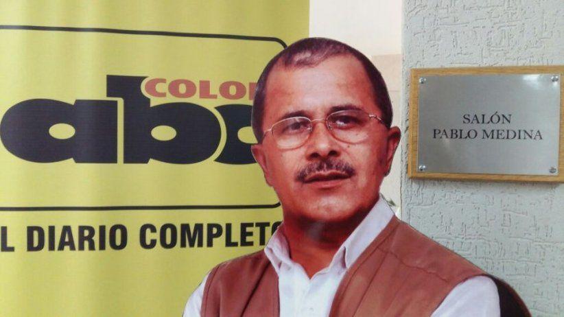 Pena de 39 anos pelo assassinato do jornalista Pablo Medina